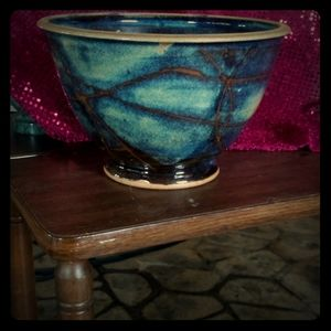 Gorgeous Hand Painted Bowl